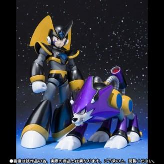 Bandai - Mega Man D-Arts: Bass & Treble