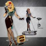 DC Direct - Bombshell: Black Canary