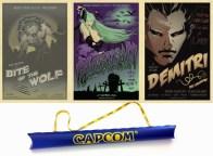 Darkstalkers Movie Poster Set