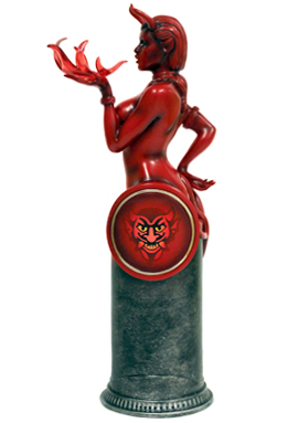 Irrational Games - Bioshock Infinite: Devil's Kiss Vigor replica