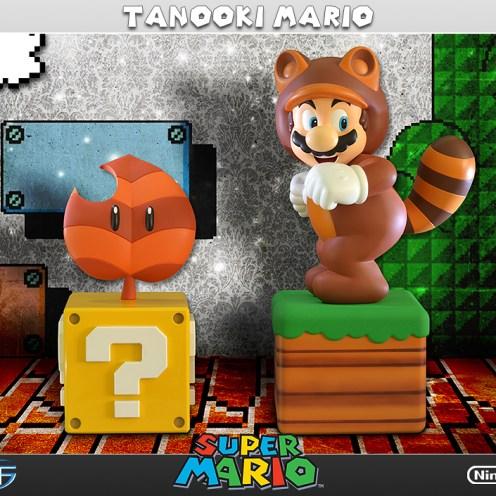 First 4 Figures - Super Mario 3D Land: Tanooki Suit