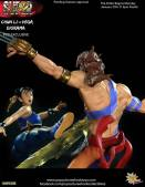 Pop Culture Shock - Street Fighter: Vega Vs Chun-Li Exclusive (Diorama)