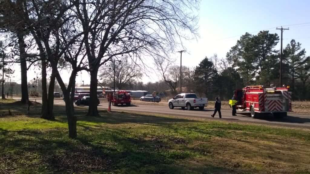 auto accident sulphur springs