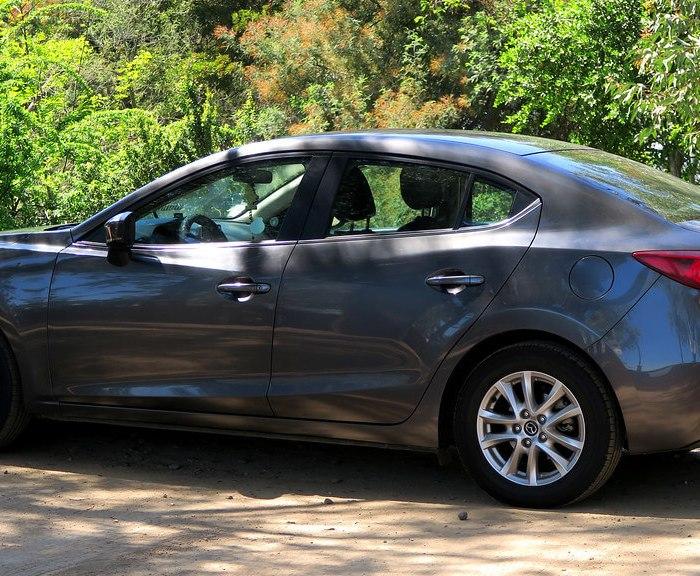 Tom's Mazda3 DV Win