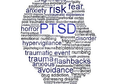 Post Traumatic Stress Disorder | Diminish The Stigma