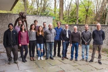 """Projektplanungstreffen """"Labor Beethoven 2020"""" mit Simone Heilgendorff / Projektleitung am 08.04.2016 Foto: © gezett.de"""