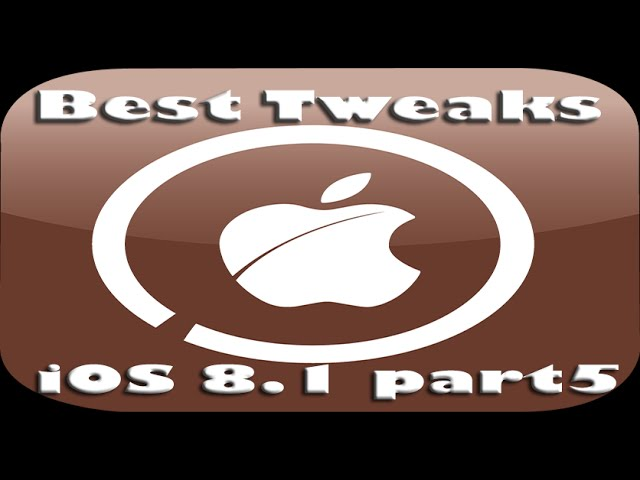 Top Cydia Tweaks/Apps for iOS 8, 8 1 8 X, iPhone and iPad part5