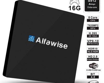 ALFAWISE s92 EUROPEAN WAREHOUSE DEAL
