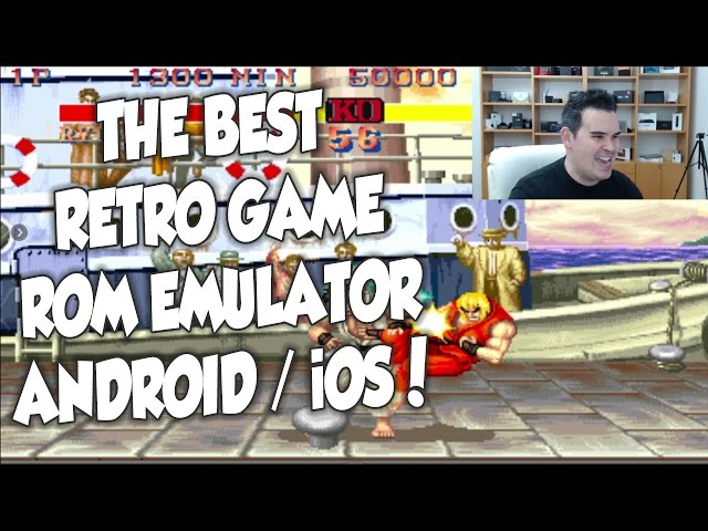 HAPPY CHICK BEST RETRO GAME ROM EMULATOR ON ANDROID AND iOS!!!
