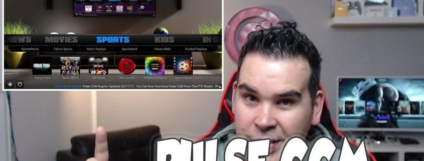 How to install PULSE CCM KODI Build New Wizard