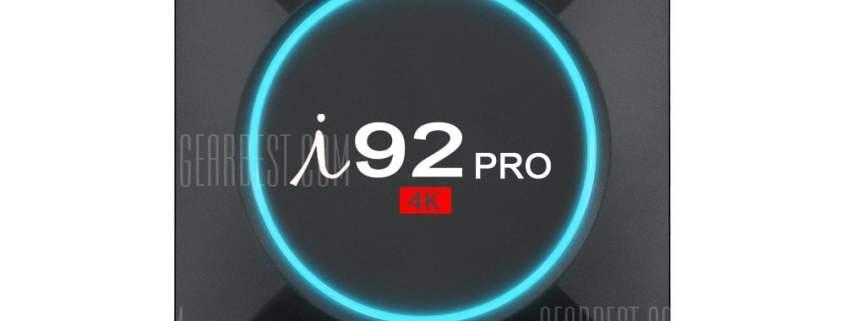 i92 PRO Android TV Box S912