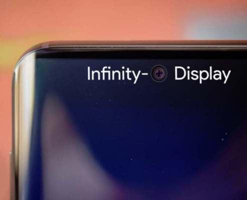 infinity-o display
