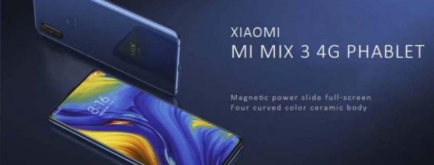 xiaomi mi mix 3 sale