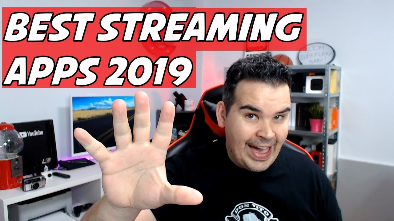 Best Streaming Shows 2019 BEST STREAMING APPS 2019 TOP 5 APK FOR MOVIES & TV SHOWS