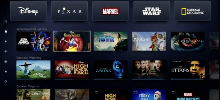 Disney+ password sharing among users is tolerated by Disney Preview