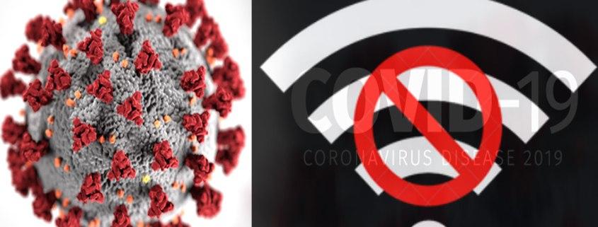 COVID19 internet blackout