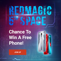 RedMagic 5th Space
