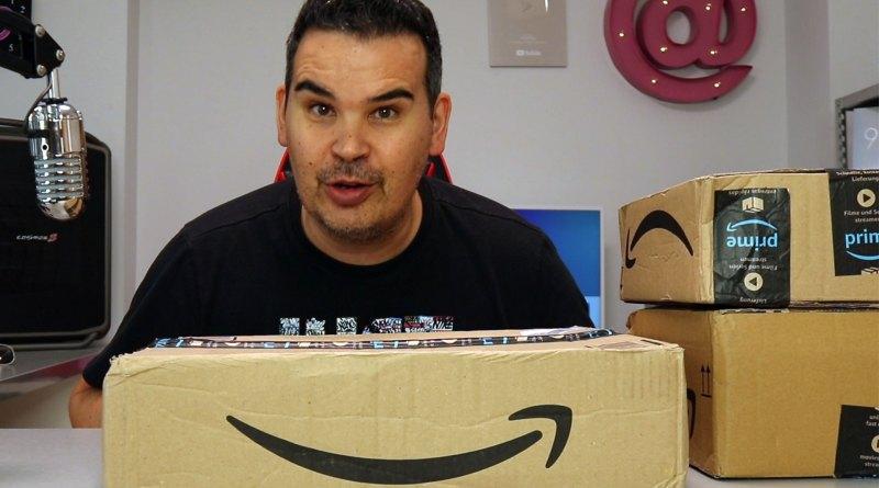 Τριπλό Unboxing από το Amazon