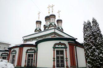 Церковь Иоанна Златоуста Рождественского монастыря