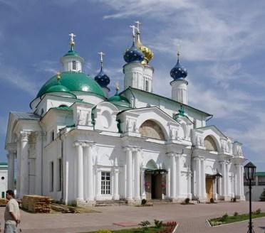 Яковлевский храм Спасо-Яковлевскаго монастыря