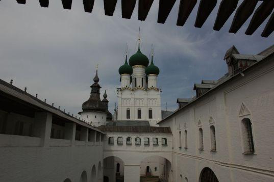 Храм Иоанна Богослова Ростовского кремля