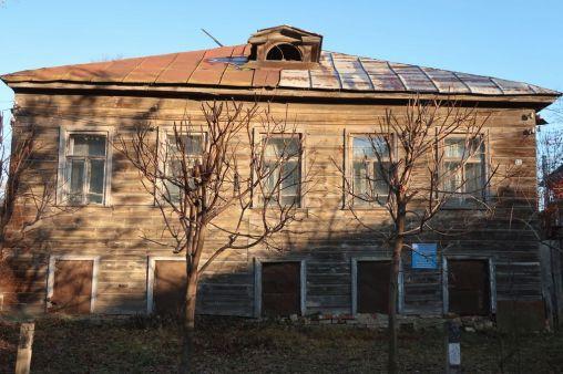 Дом на Малой Заровской улице