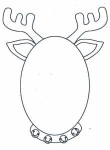 reindeer-mask-template