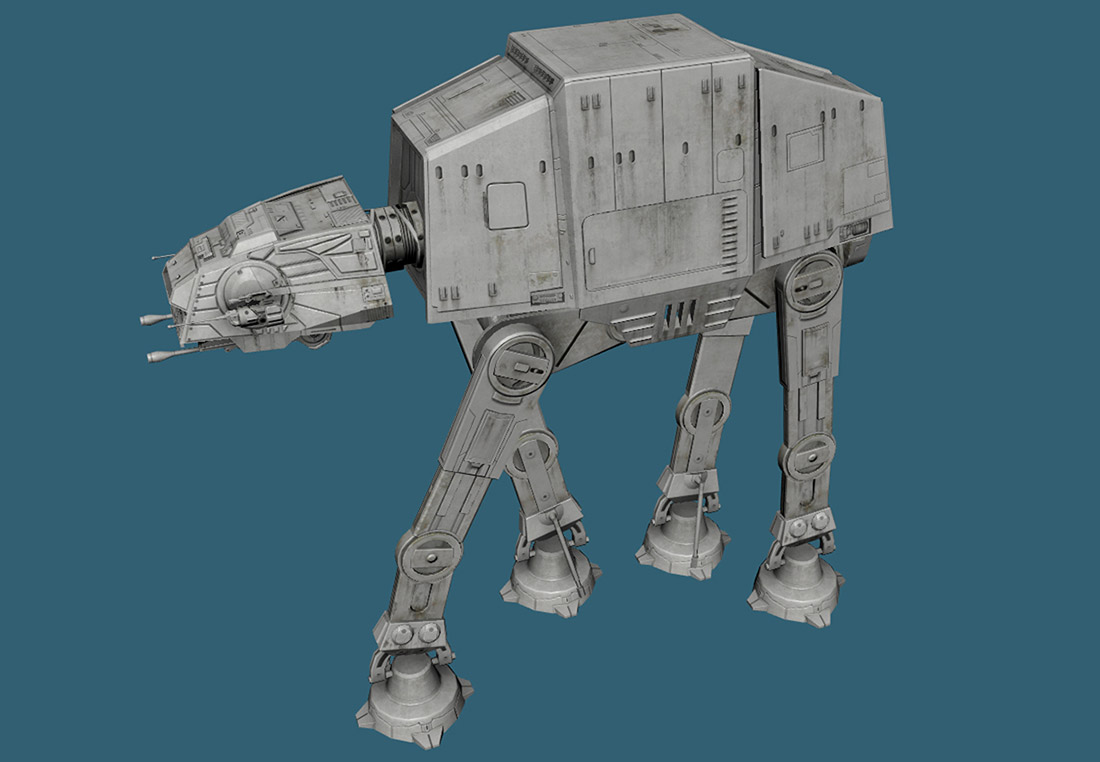 Star Wars Atampt Walker