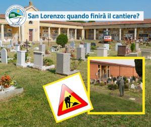 San Lorenzo - Quando finirà il cantiere ?