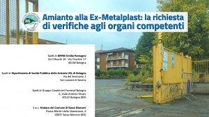 Amianto DIMMI ex Metalplast