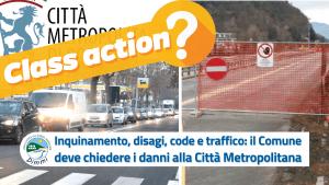 CLass action Città metroplitana Sasso Marconi