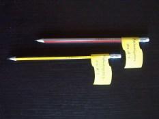 Καλωσόρισμα με μολύβια1