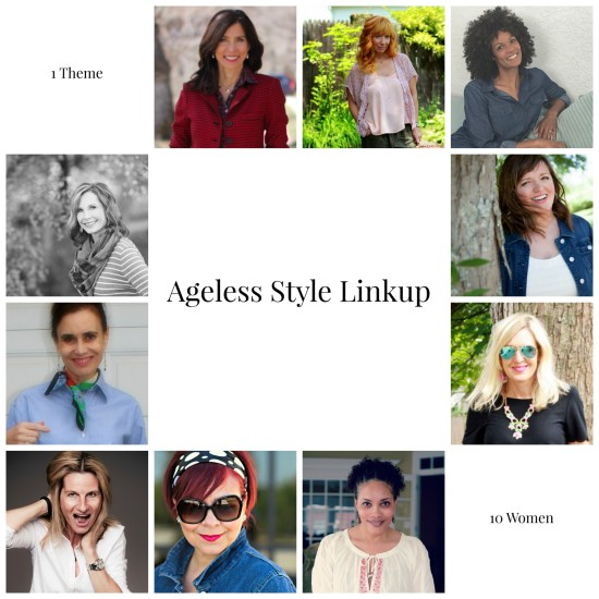 Ageless Style Linkup / Ageless Fashion Bloggers / Must Follow Fashion Bloggers