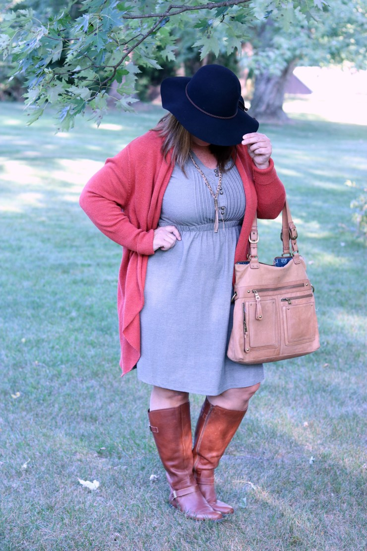 Fall fashion / summer to fall fashion / fall outfit / dimplesonmywhat.com