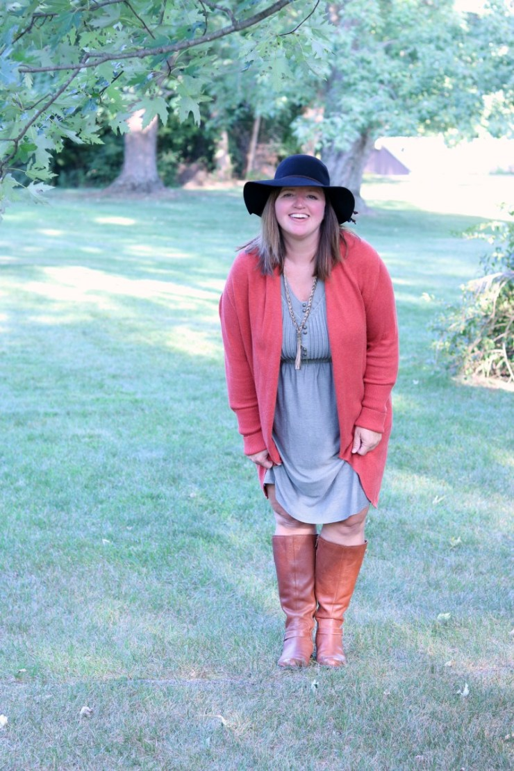 Late fall outfit / summer to fall outfit / fall fashion