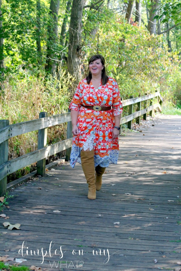 Fashion Over 50 | Plus Sized Fashion | Older Girl With Curves |