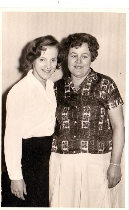 Mom & Oma