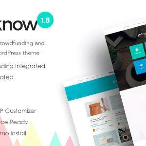 JUAL Backnow - Crowdfunding & Fundraising Theme for Charity