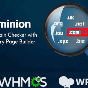 JUAL Dominion - WP Domain Checker with WPBakery Page Builder