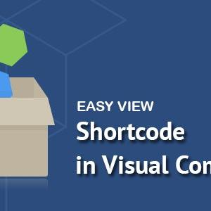 JUAL Easy View Shortcode in WPBakery Page Builder