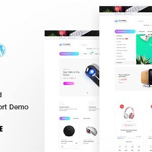 JUAL Ecome - Electronics Store WooCommerce Theme - RTL Supported