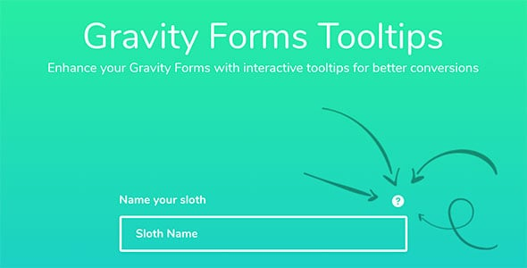 JUAL Gravity Forms Tooltips Add-On