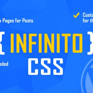 JUAL INFINITO - Custom CSS for Chosen Pages and Posts
