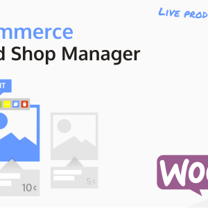 JUAL Live Product Editor for WooCommerce