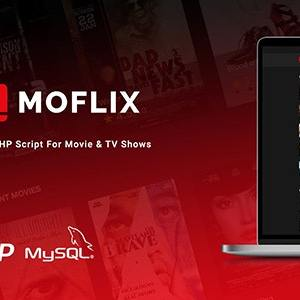 JUAL MoFlix - Ultimate PHP Script For Movie & TV Shows
