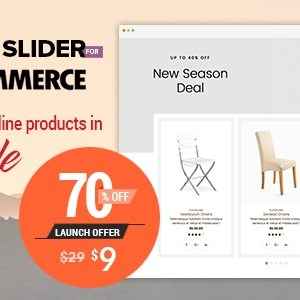 JUAL Product Slider For WooCommerce - Woo Extension to Showcase Products