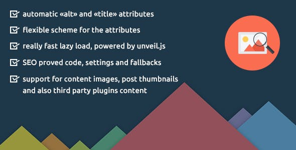 JUAL SEO Friendly Images Pro for WordPress