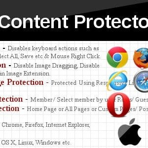 JUAL Smart Content Protector - Pro WP Copy Protection