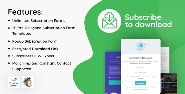 JUAL Subscribe to Download - An Advanced Subscription Plugin For WordPress