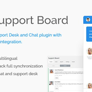 JUAL Support Board - Chat And Help Desk